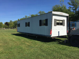 40 foot , office trailer/ mobile home