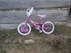 16 Inch Disney Princess Bike
