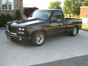 1990 GMC Short box pkp