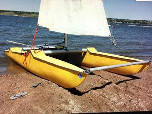 15' Seaspray Catamaran