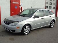 2005 Ford Focus ZX5  ~ Leather ~ Sunroof ~ Accident free ~ $3999