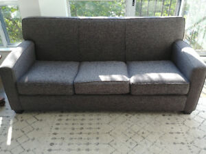 Couch and Love Seat, Like NEW