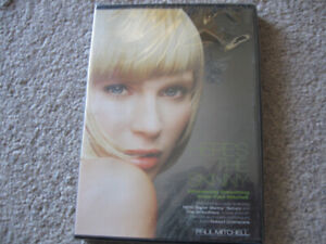 Here's The Skinny-Paul Mitchell hairstyle and grooming dvd-new!
