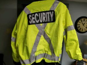 Security jacket xl