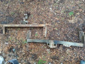 2 jeep XJ cherokee hitch