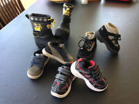Size 5 Toddler Boys Shoes $3/each
