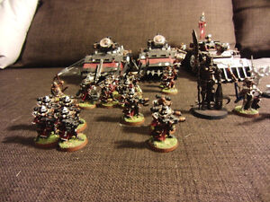 Selling off a warhammer 40k Battle Sister/Inquisition lot. Edmonton Edmonton Area image 8
