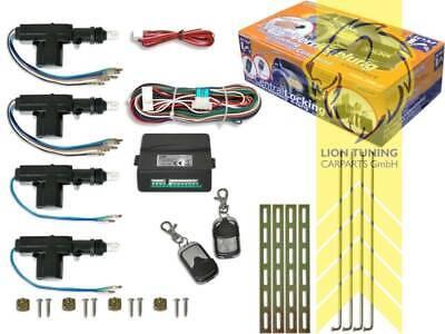 Zentralverriegelung Klappschlüssel Funk für Peugeot 205 405 605 308 508 4008