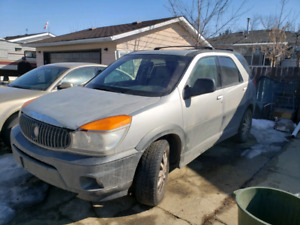 2006 Buick Rendezvous (leather)