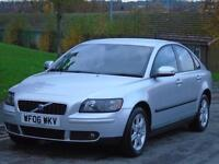 VOLVO S40 1.6 2006 S,1 OWNER FROM NEW,FULL SERVICE HISTORY,LONG MOT,MINT CON
