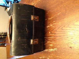 Vintage Metal Lunch Pail