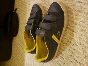Kids shoes Lacoste