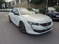 2020 Peugeot 508 1.6 11.8kWh GT Fastback EAT (s/s) 5dr Auto Hatchback Hybrid –