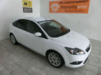 2009,Ford Focus 1.6 zetec 100bhp***BUY FOR ONLY £26 PER WEEK***