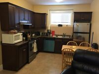 Full Basement with 2 bedrooms +Den perfect for family