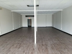 Mall space available Fort St James & Mackenzie BC