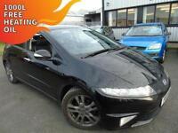 2010 Honda Civic 2.2i-CTDi 2010MY Si - Black - Platinum Warranty!