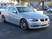 2009 BMW 3 Series 3.0 335i SE DCT 2dr