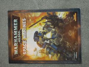 Games Workshop: Warhammer 40K Space Marine Codex (5th edition) Kingston Kingston Area image 1