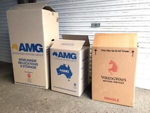 Packing / moving / storage boxes / Cardboard / Cartons Claremont Nedlands Area Preview