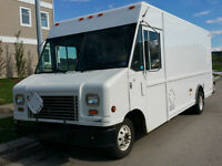 Step Van for Sale-Food Truck Conversion or Contractor Watch