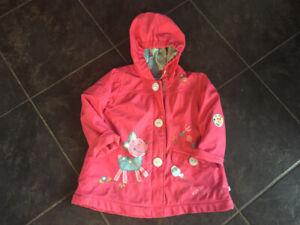 Girls 2T Gagou Tagou spring jacket