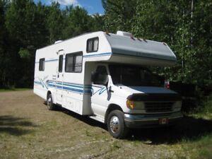 Find RVs, Motorhomes or Camper Vans Near Me in Edmonton