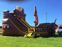 Bouncy Castle Hire.