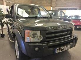 2005 54 LandRover Discovery TDV6 HSE 7 Seater,Low Tax