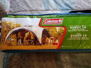 NEW-COLEMAN EVENT 14' SHELTERS-2 AVAILABLE