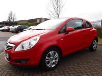 Opel Corsa 1.4i Petrol 3 Door Left Hand Drive(LHD)