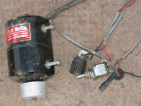 AC-DC converter and motor