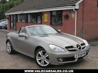 2008 08 MERCEDES-BENZ SLK SLK280 2DR AUTO £4,480 OF EXTRAS