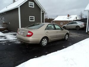 2002 Toyota Camry (Great for parts) St. John's Newfoundland image 4