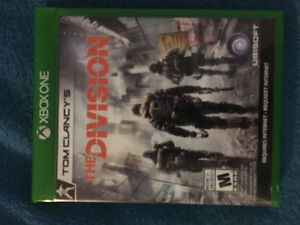 Tom Clancys the DIVISION for Xbox One LIKE NEW Kitchener / Waterloo Kitchener Area image 1