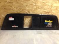 84 Chevy S 10 rear sliding window