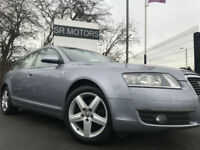 2008 Audi A6 Avant 2.0TDI SE(SAT/NAV,HISTORY,WARRANTY)