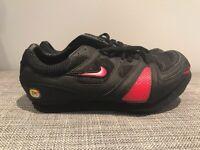 Nike Long Jump Spikes/Asics Running Spikes Size 6