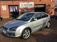 2007(07) Ford Focus 1.8 TDCi ( 115ps ) Zetec Climate **ANY PX WELCOME**
