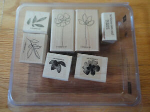 HUGE SALE - LOTS OF SCRAPBOOKING STAMPIN UP RUBBER STAMPS London Ontario image 7