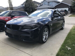 2013 BMW 550i X-Drive Stage 2 Tuned,M-Package,Executive Tech PKG