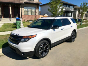 Ford Explorer Sport 4x4 eco boost