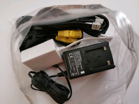 Broadband Router Charger Adsl rj45 rj11 cable