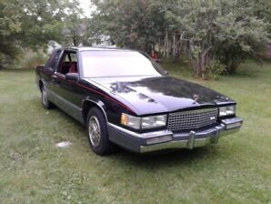 *PRICE CHANGE* - 1989 Cadillac Coupe DeVille