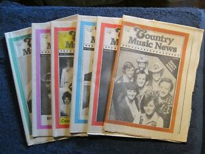 Country Music News Magazine July 1982 to Nov. 1988 Kitchener / Waterloo Kitchener Area image 1