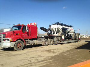 Farm equiment hauling and towing,grain bin moving Regina Regina Area image 7