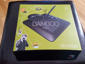 Wacom Bamboo Fun Tablet with possible trade in.