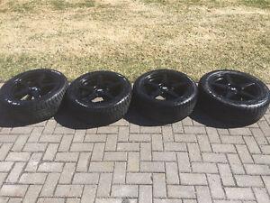 Hyundai Rims and winter tires