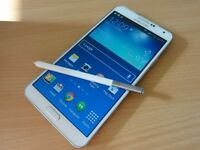 Samsung galaxy Note 3 White unlocked for sale