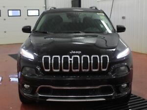 2017 Jeep Cherokee Overland  - $142.32 /Wk - Low Mileage